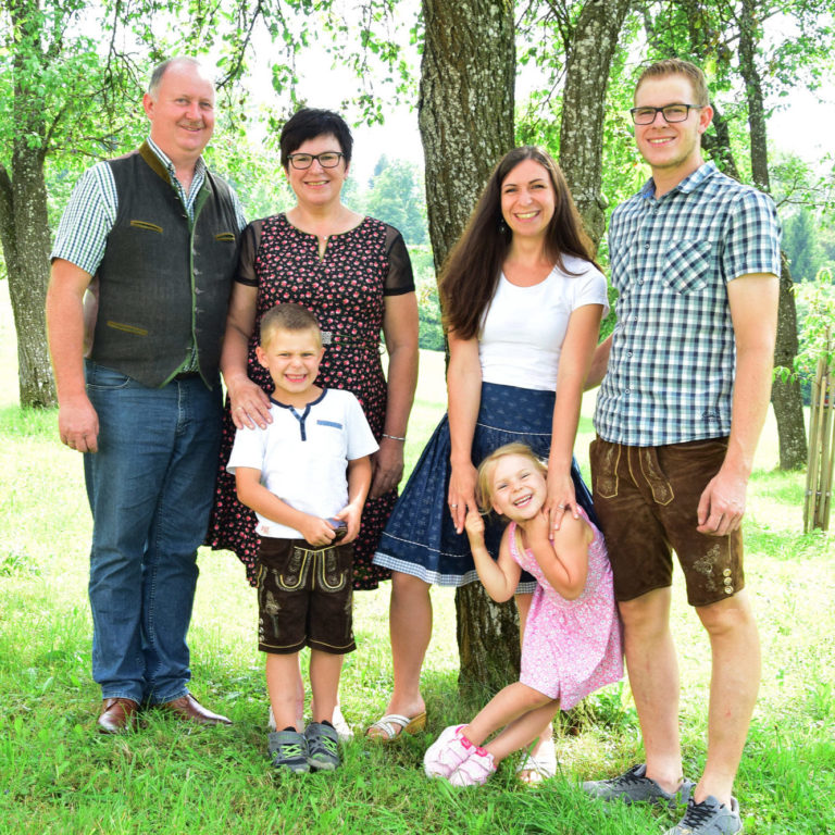 Familie Atschreiter